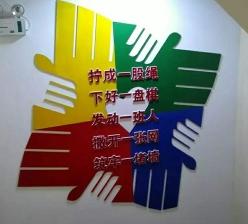 哈尔滨党建文化墙制作