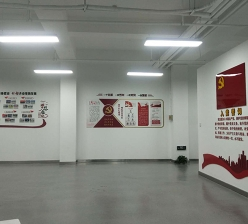 黑龙江党建文化墙设计制作